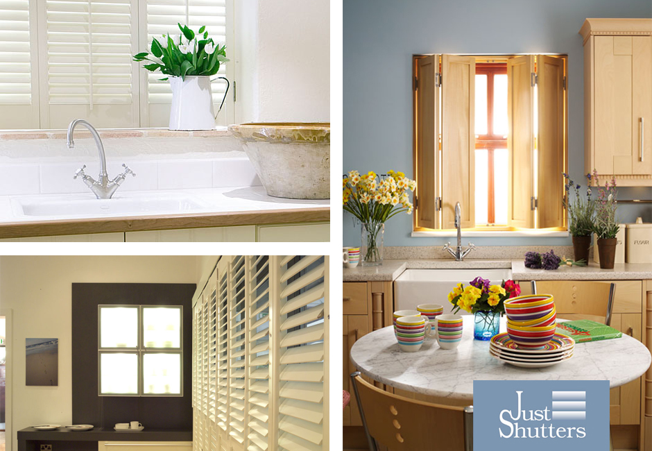 Buy Just Shutters Devon Kitchen Shutters Blinds