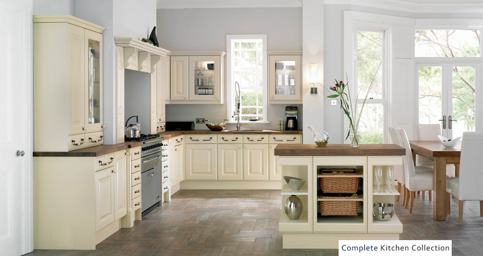 The colyton kitchen company buy complete kitchen for Complete new kitchen
